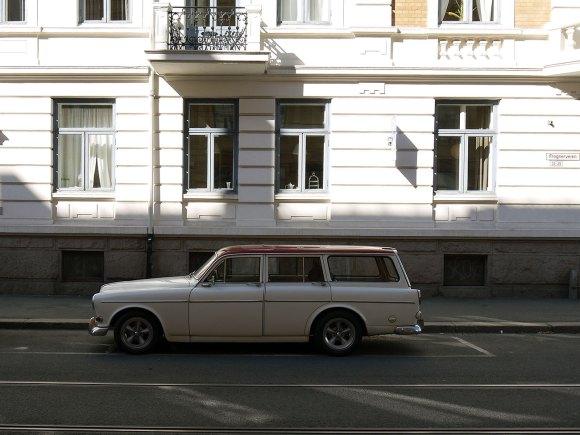 1965 Volvo Amazon 121 station wagon estate