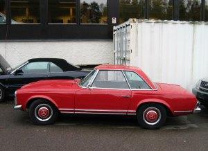 1964 Mercedes-Benz 230SL w113 Pagoda