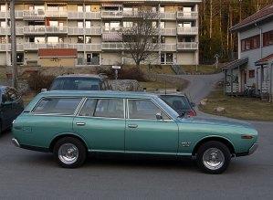 1975 Datsun 260 C Nissan Cedric