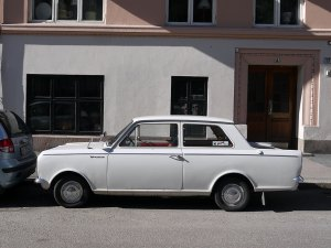 1964 Vauxhall Viva HA Deluxe Sedan