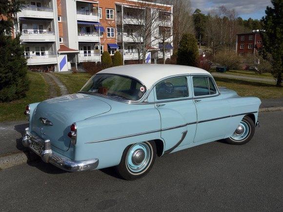 1953 Chevrolet 210 two ten sedan bel air