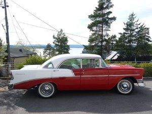 1956 Chevrolet two ten 210 bel air hardtop