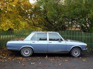 1976 Bmw 3.0s e3 new six sedan