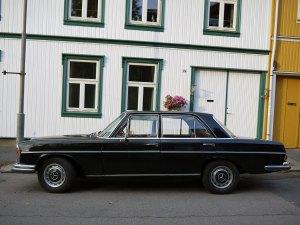 1972 Mercedes-Benz 280s W108 S-class