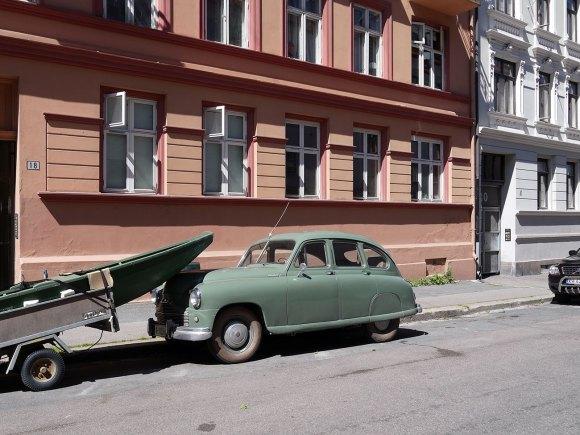 1950 Standard Vanguard Phase I Saloon Oslo