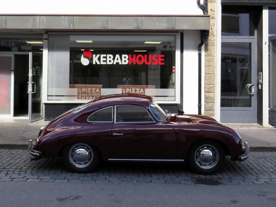 1957 Porsche 356 A Type 1 Sports car Norway