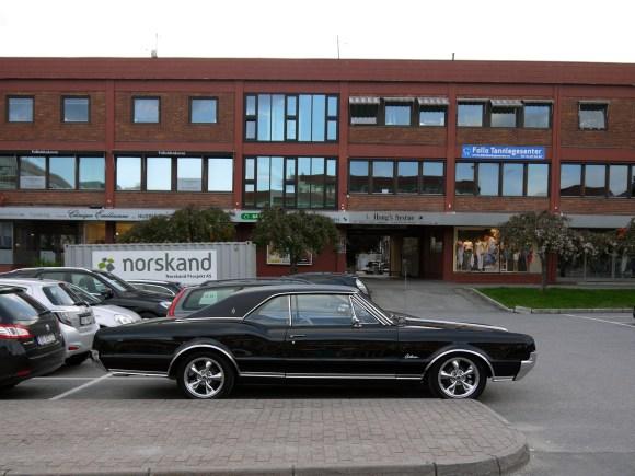 1967 Oldsmobile Cutlass Supreme A-body gm american classic car