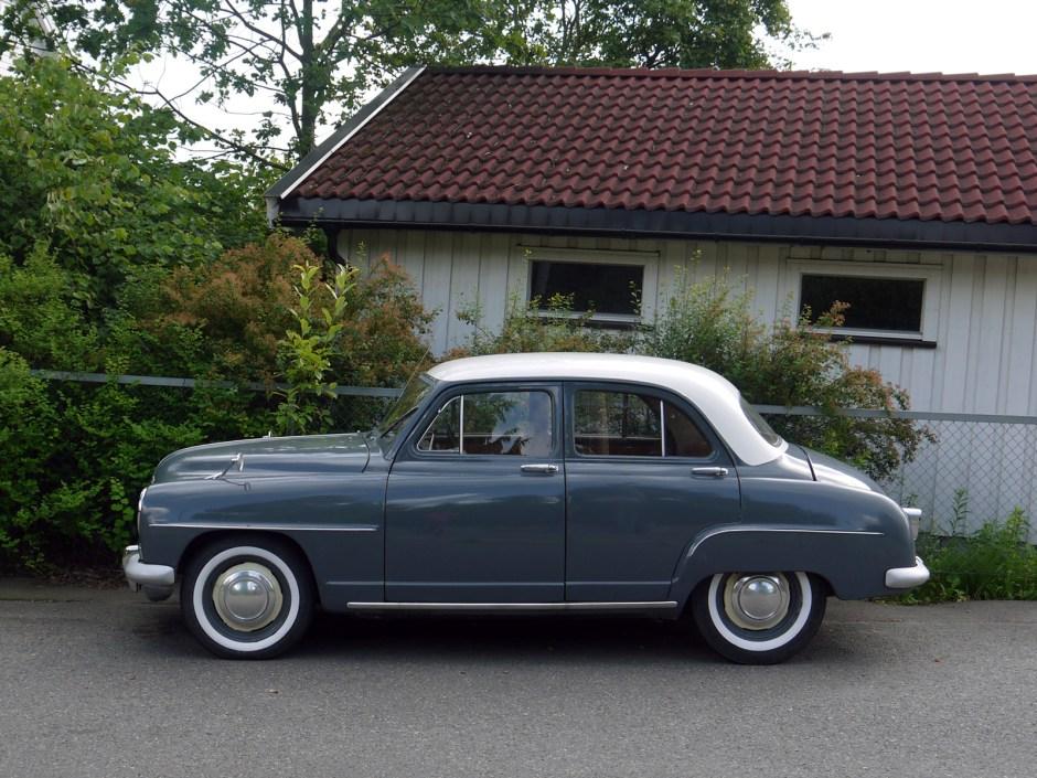 1953 SIMCA 9 ARONDE