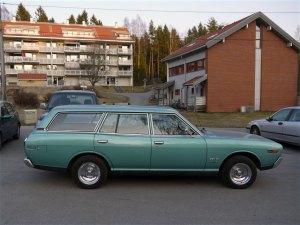 1975 DATSUN 260 C