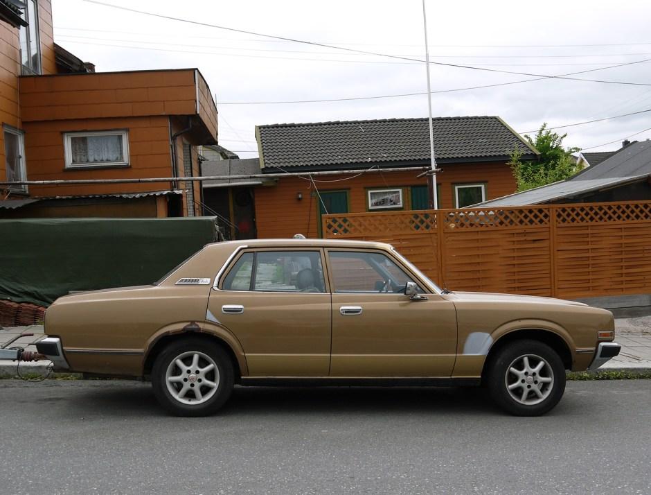 1979 TOYOTA CROWN 2600 DELUXE