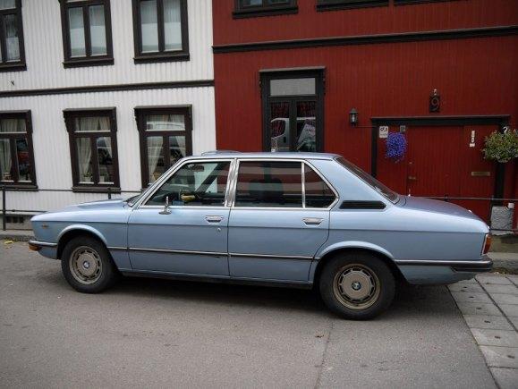 1976 BMW 525