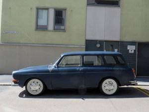 1970 VOLKSWAGEN 1600 VARIANT