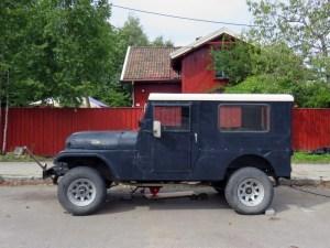 1957 WILLYS JEEP CJ-6