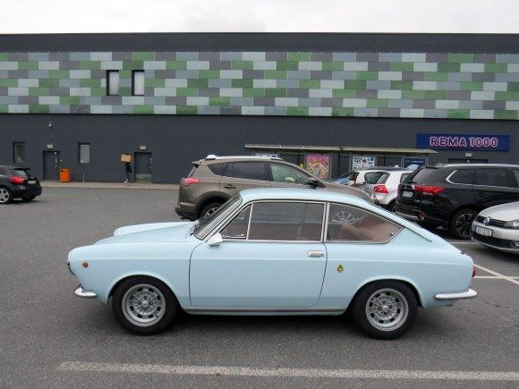 1967 FIAT ABARTH 1000 OTR