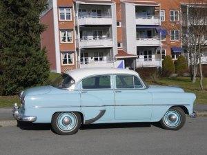 1953 CHEVROLET 210
