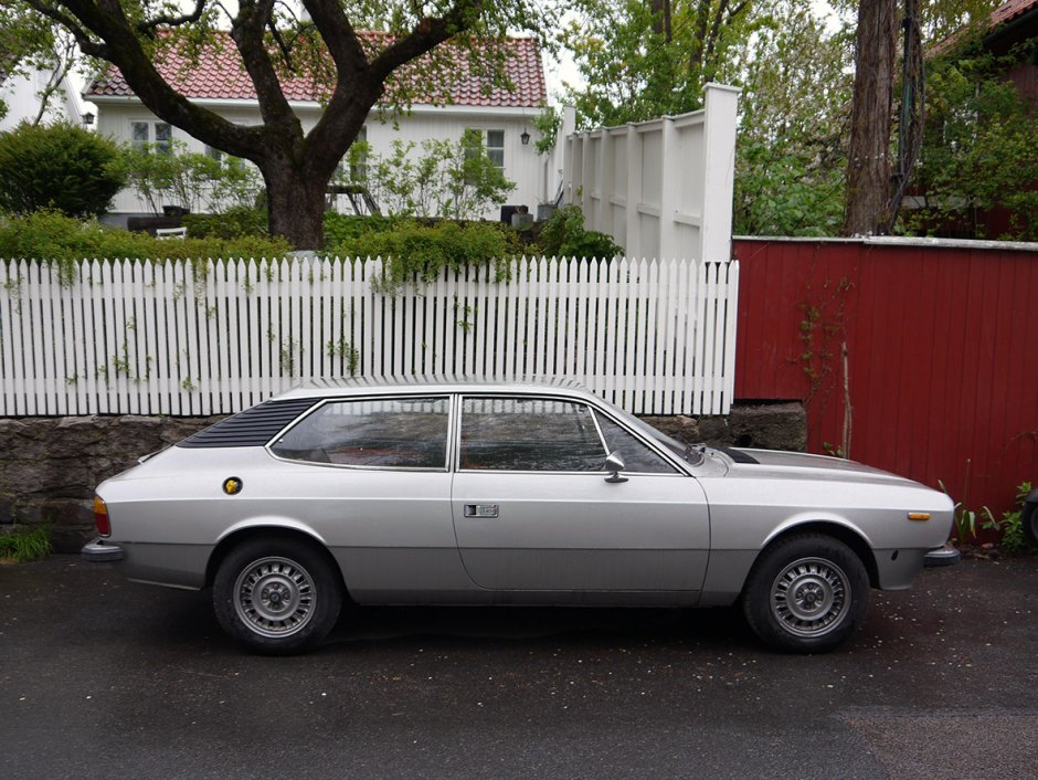 1978 LANCIA BETA HPE