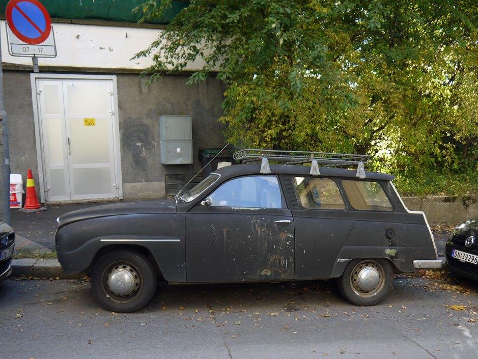 1965 SAAB 95