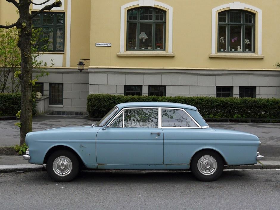 1965 FORD TAUNUS 12M TS