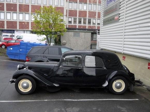 1951 CITROEN 11BL