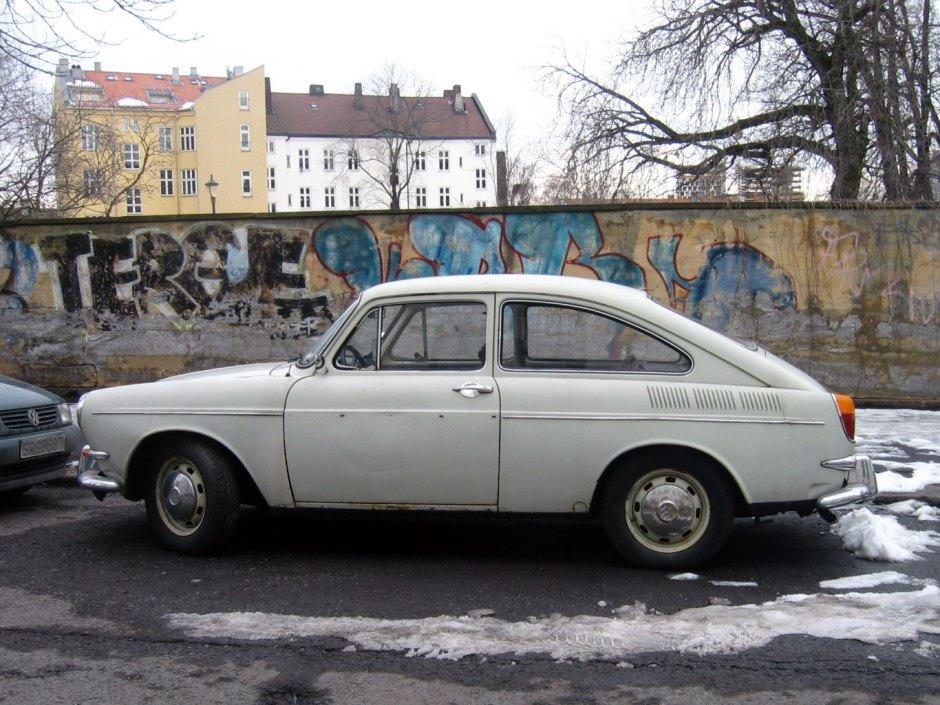1969 VOLKSWAGEN 1600 TL