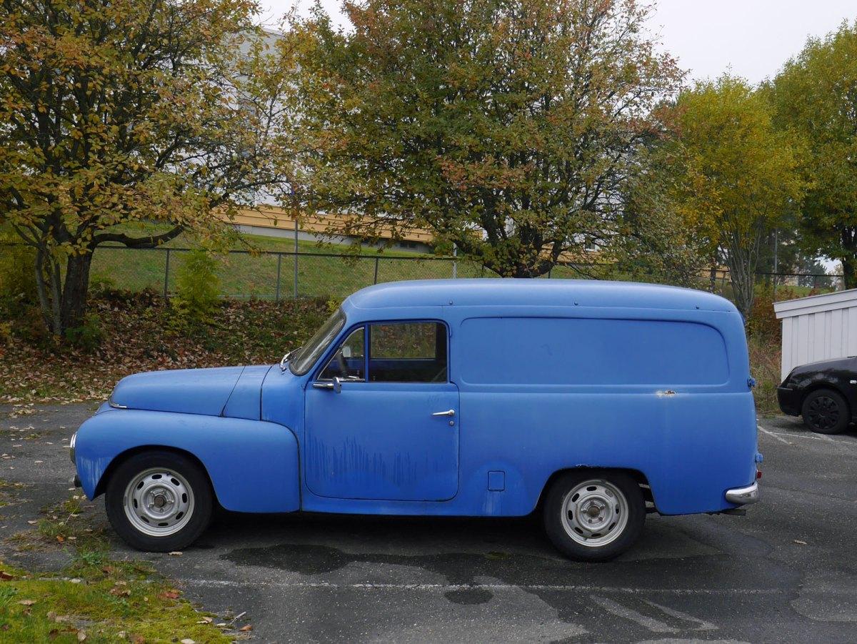1965 Volvo Duett