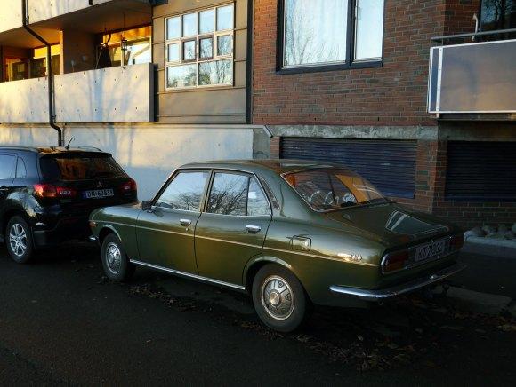 1975 Mazda 616 Capella