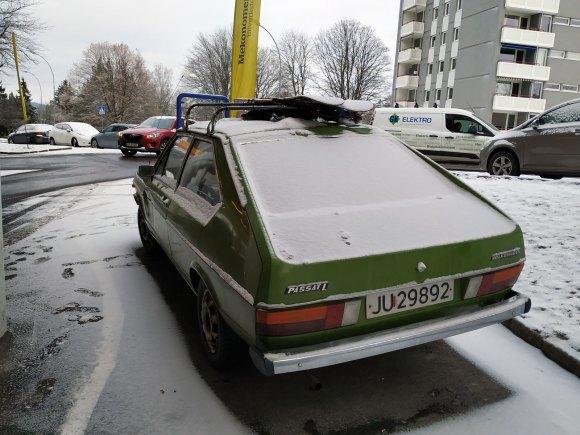 1975 Volkswagen Passat L coupe oslo