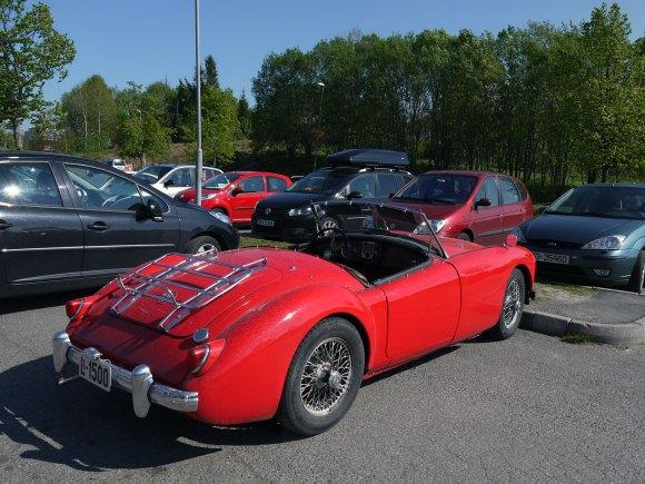 1957 Mg Mga 1500 Roadster