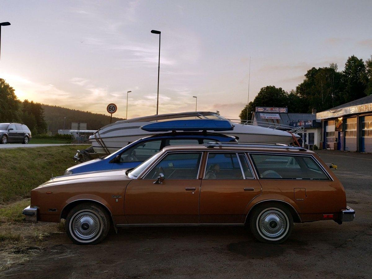 1978 Oldsmobile Cutlass Cruiser Diesel