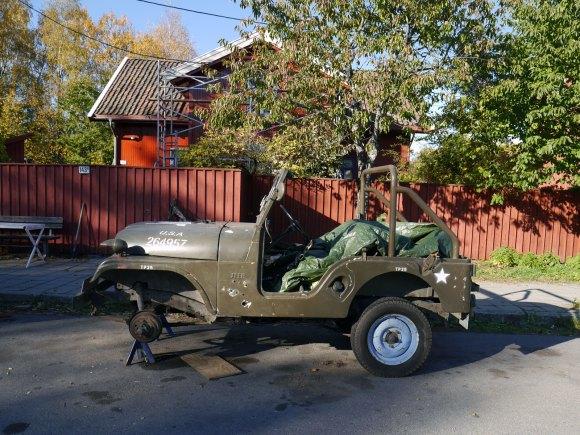 1967 Jeep CJ-5 kaiser willys