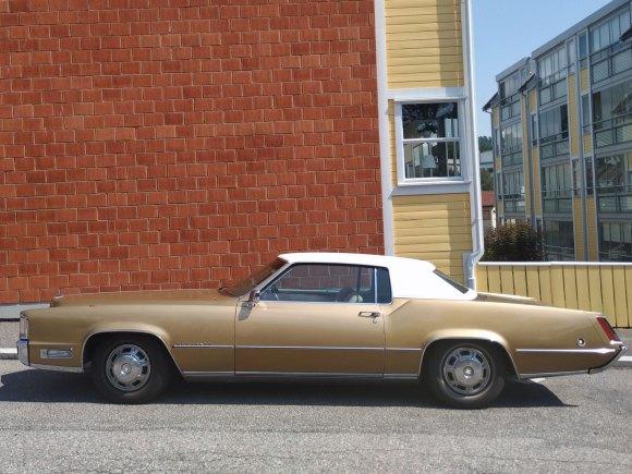 1968 Cadillac Eldorado coupe thumbnail