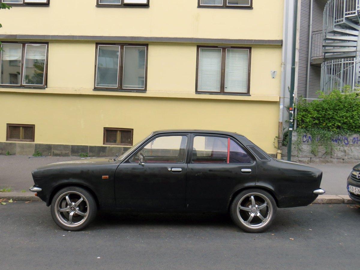 1976 Opel Kadett b 1.2 S