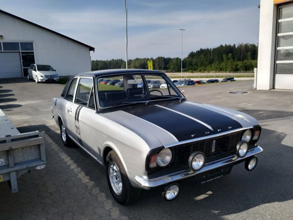 1969 Ford Cortina 1300 Deluxe
