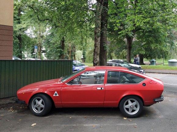 1980 Alfa Romeo Alfetta GTV oslo thumbnail