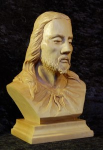 Bust of Christ