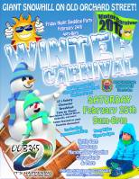 old orchard beach winter carnival event