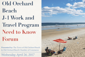 old orchard beach j-1 program information forum