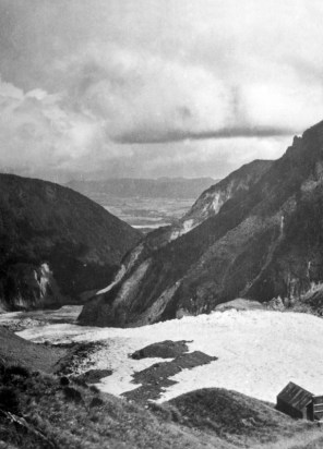 Chancellor Ridge Hut, Franz Josef Glacier