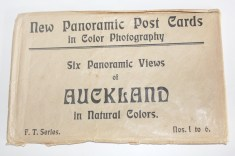 Original envelope for the set or 6 postcards