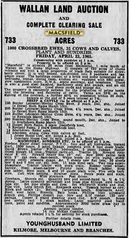 The Age - April 17th, 1965