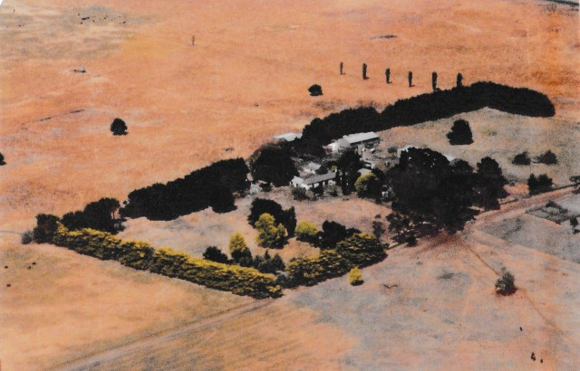 Birds eye view of Mac'sfield