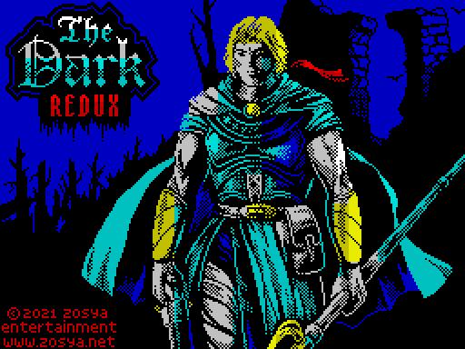 """""""Novo"""" jogo para ZX Spectrum"""