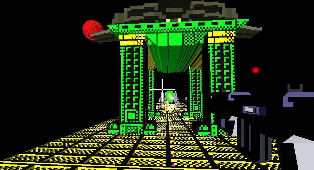Exolon 3D? Monster Maze com dois jogadores?
