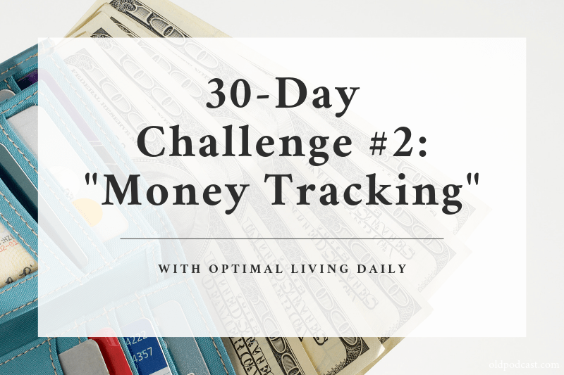 Second 30-Day Challenge: Money Tracking