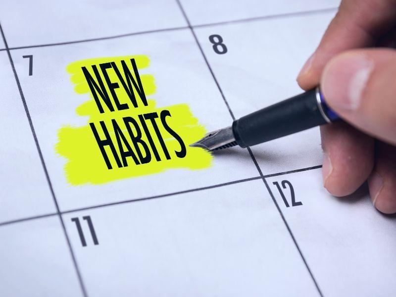 How Do I Sustain New Habits?