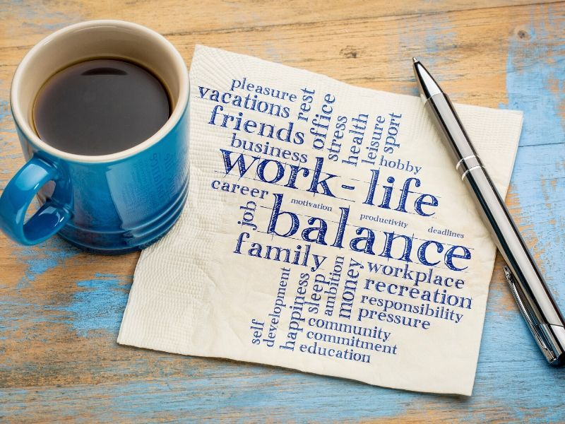 How Do I Maintain Work Life Balance?