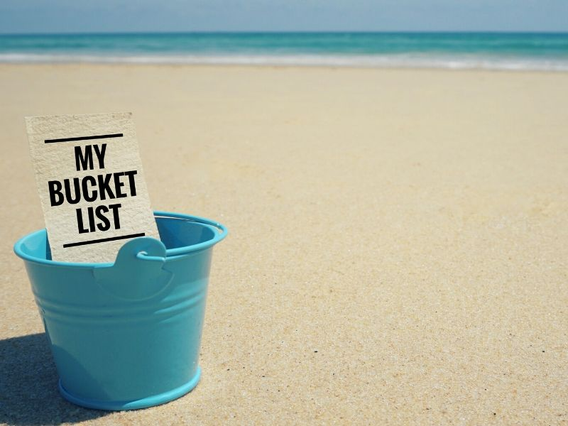 Is a Bucket List Good to Have?