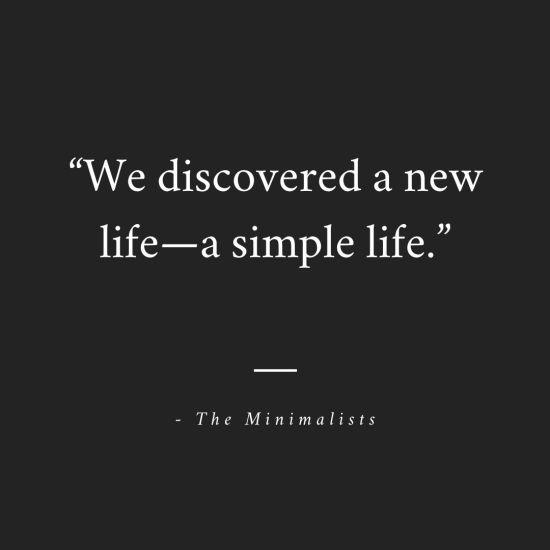 minimalists_quote