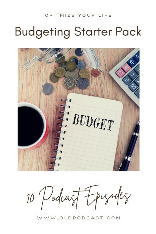 budgeting starter pack