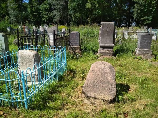 sluckij nekropol